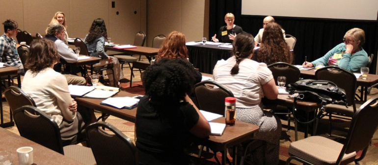 Interactive workshops at DFW Writers Conference